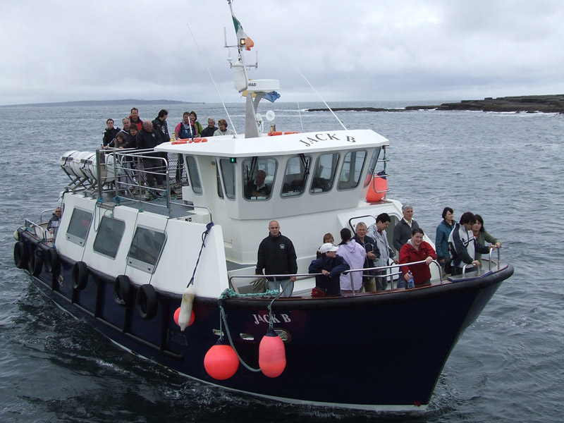 Aran Islands Ferry Jack B