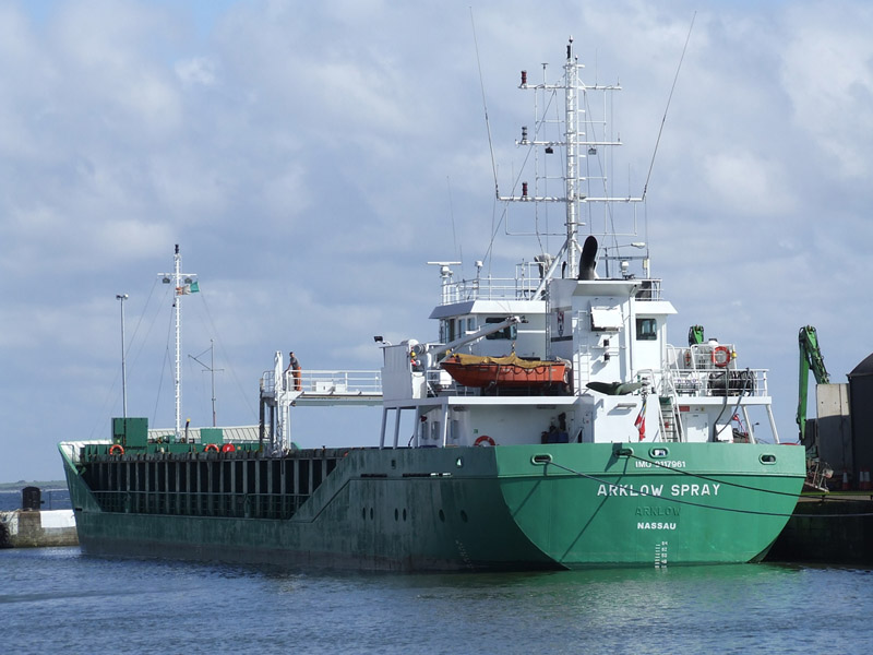 MV Arklow Spray
