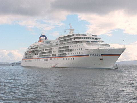 Cruise Liner Europa