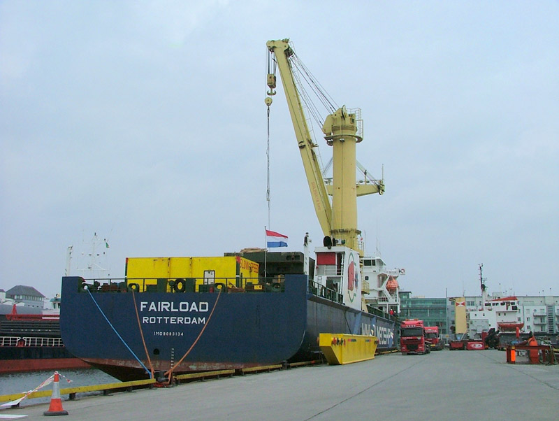 MV Fairload