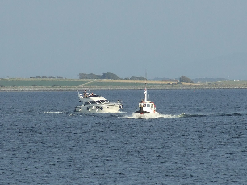 Galway Pilot Boat