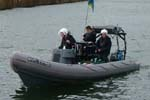 Irish Navy RIB