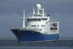 Norwegian Fishing Research Vessel Libas