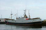 Portuguse trawler Alvor - Arrested for illegal fishing
