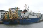 Dutch Fishing Vessel Tridens